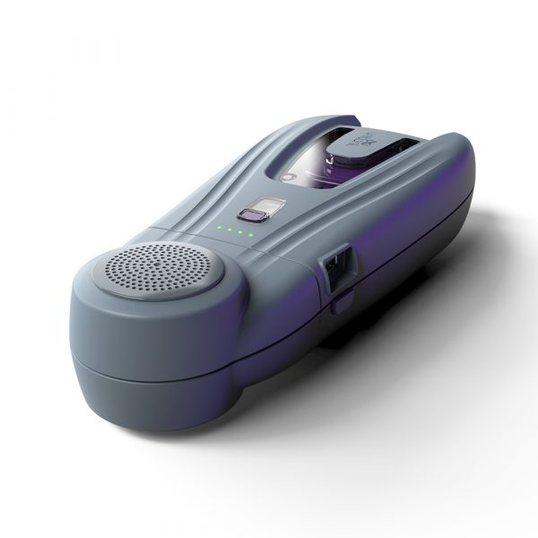 image of Unibank with wireless bluetooth speaker